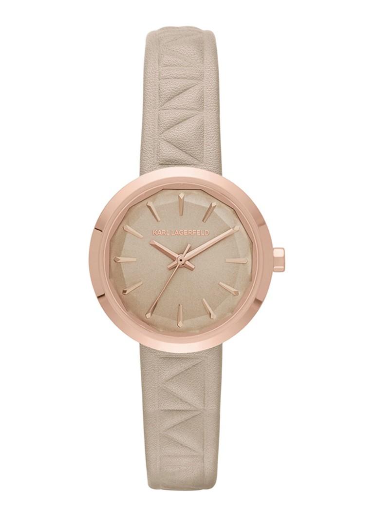 Karl Lagerfeld Horloge Janelle KL001612