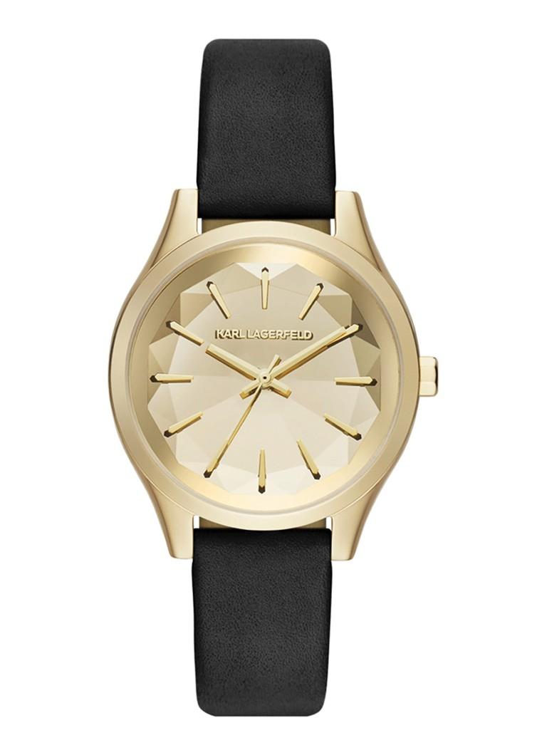 Karl Lagerfeld Horloge Janelle KL001617