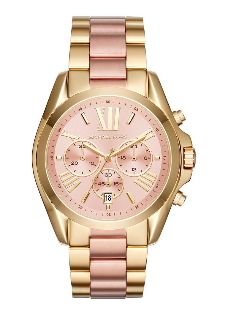Michael Kors Horloge Bradshaw MK6359