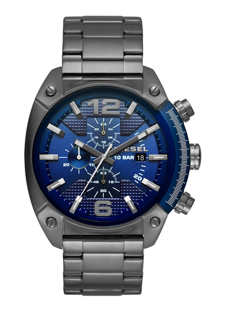 Diesel Horloge Overflow DZ4412
