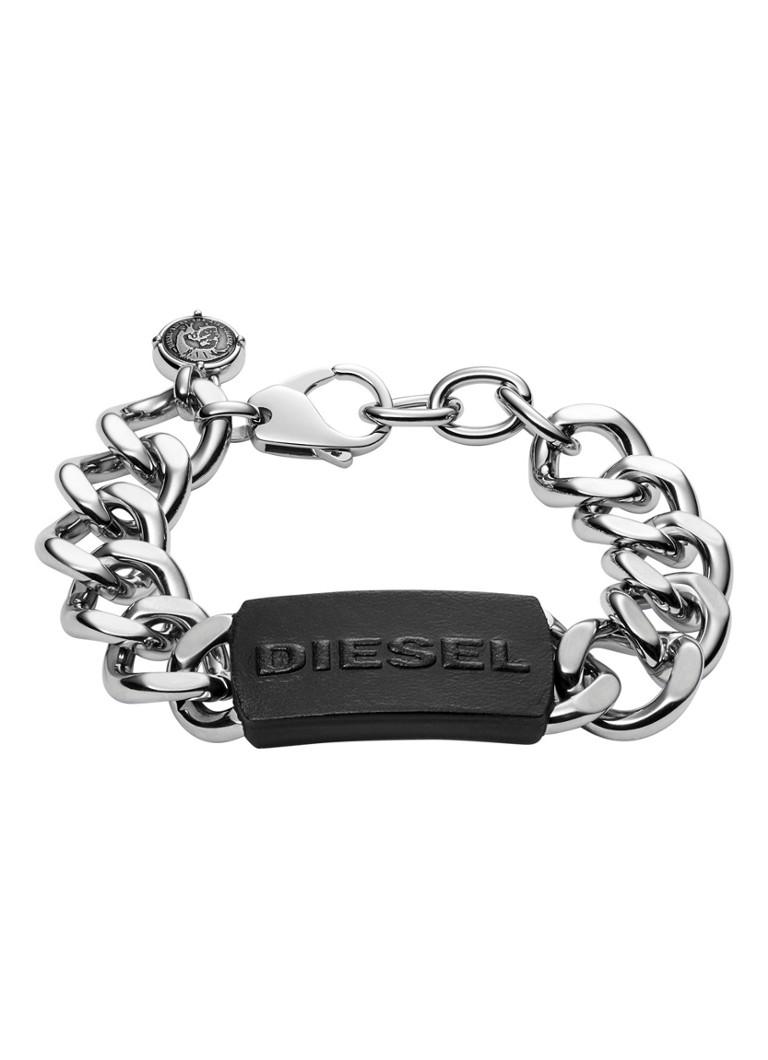 Diesel Armband van roestvrij staal