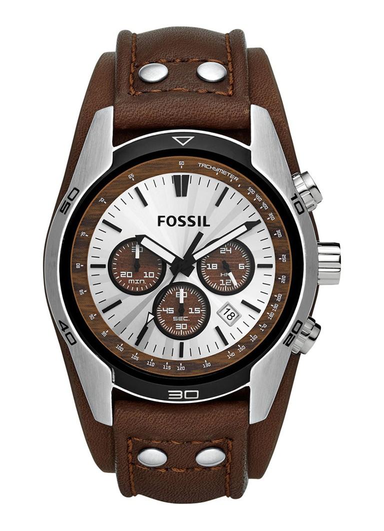 Fossil Horloge Coachman CH2565