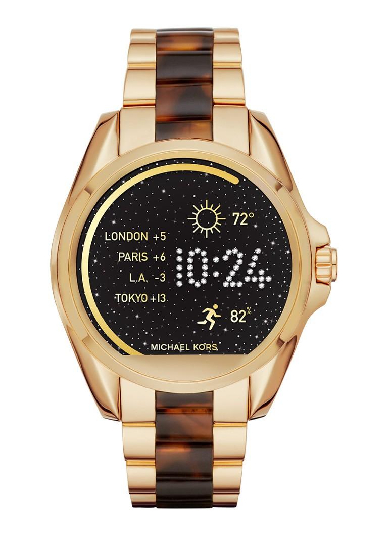 Michael Kors Smartwatch horloge Bradshaw MKT5003