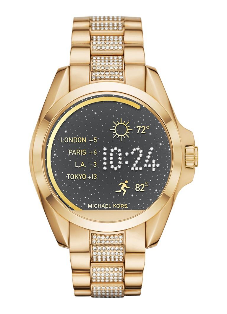 Michael Kors Smartwatch horloge Bradshaw MKT5002