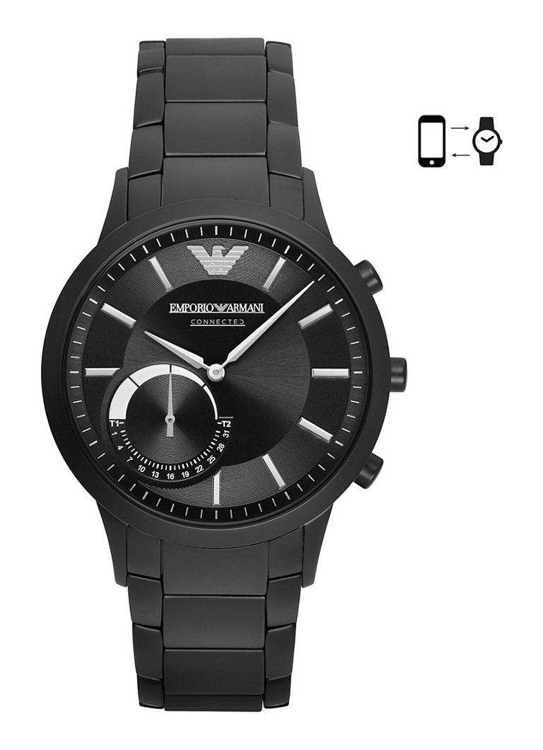Armani Emporio Armani Connected hybride smartwatch ART3001