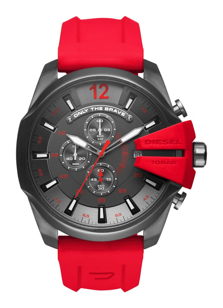 Diesel Horloge Mega Chief DZ4427