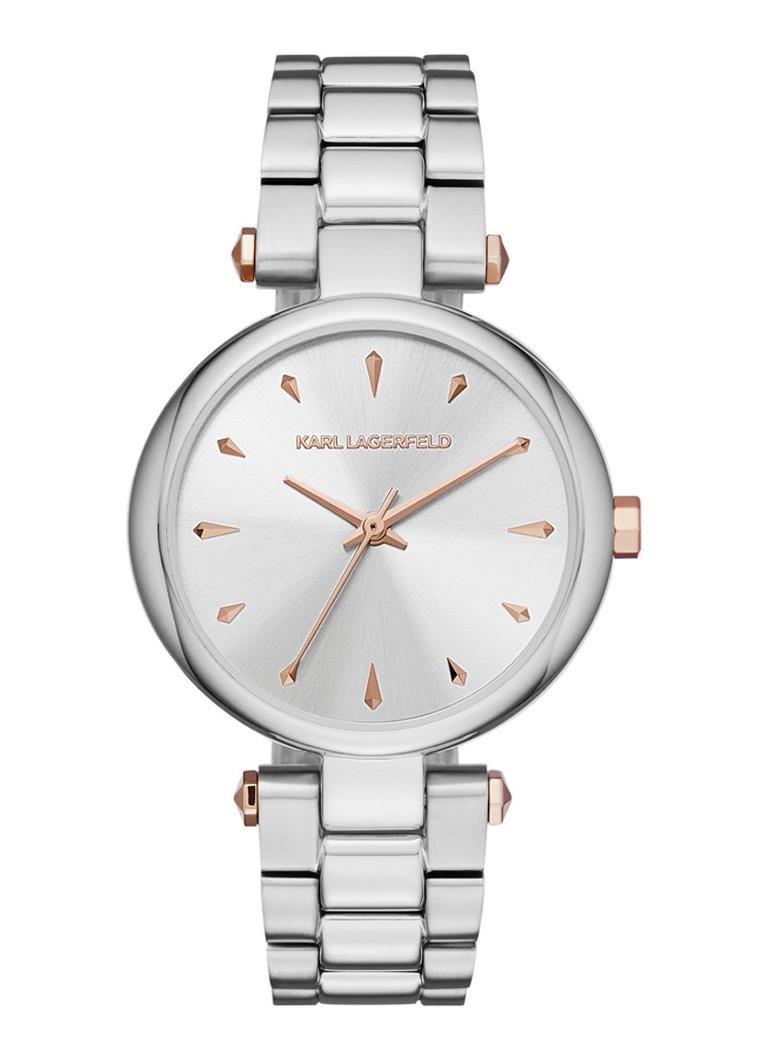 Karl Lagerfeld Horloge Aurelie KL5000