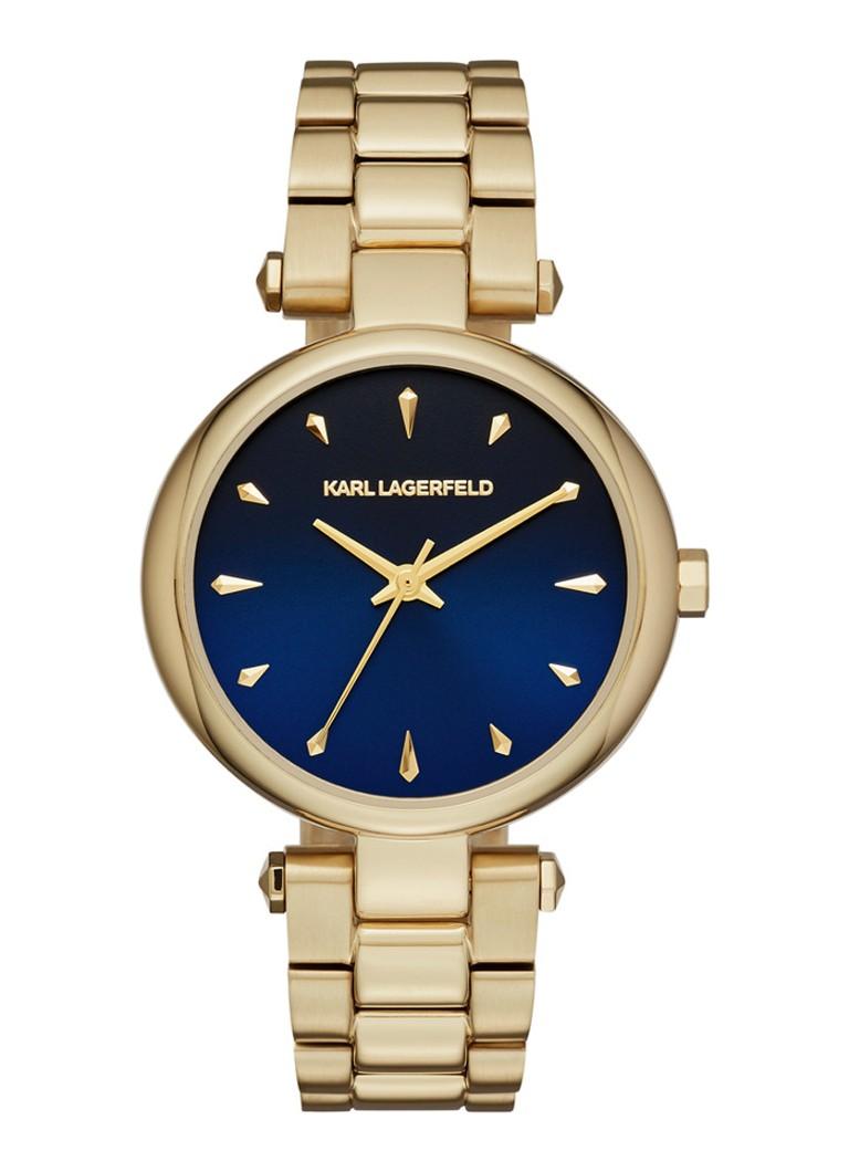 Karl Lagerfeld Horloge Aurelie KL5001