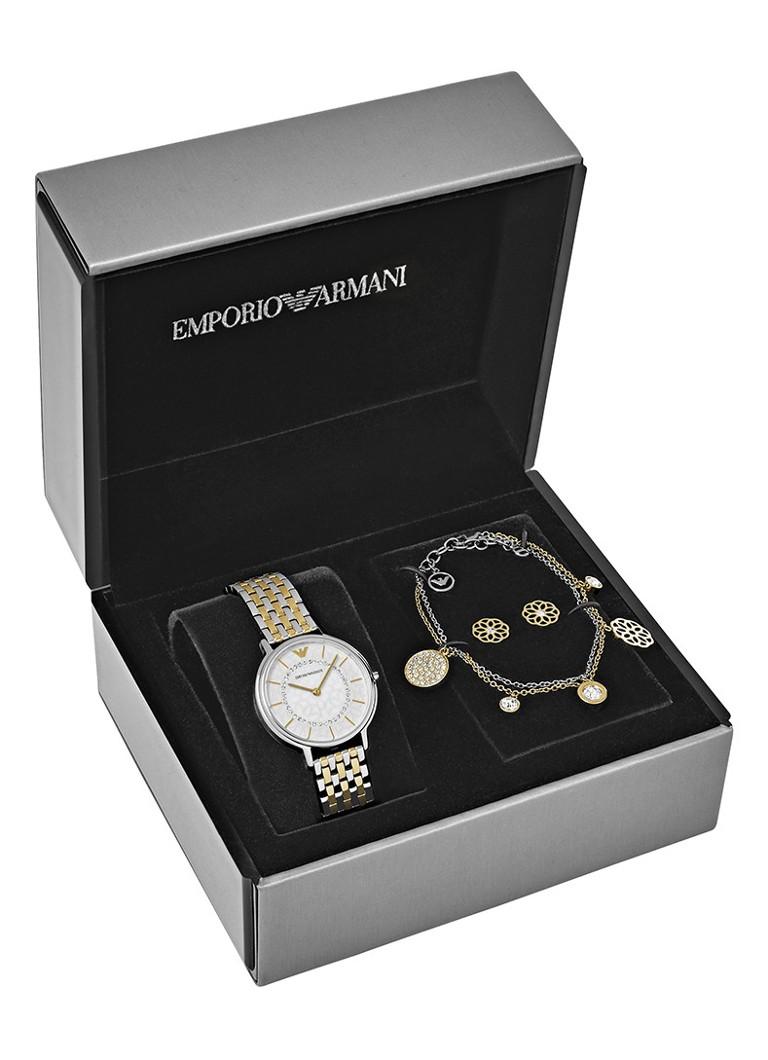 Armani Horloge boxset AR80000