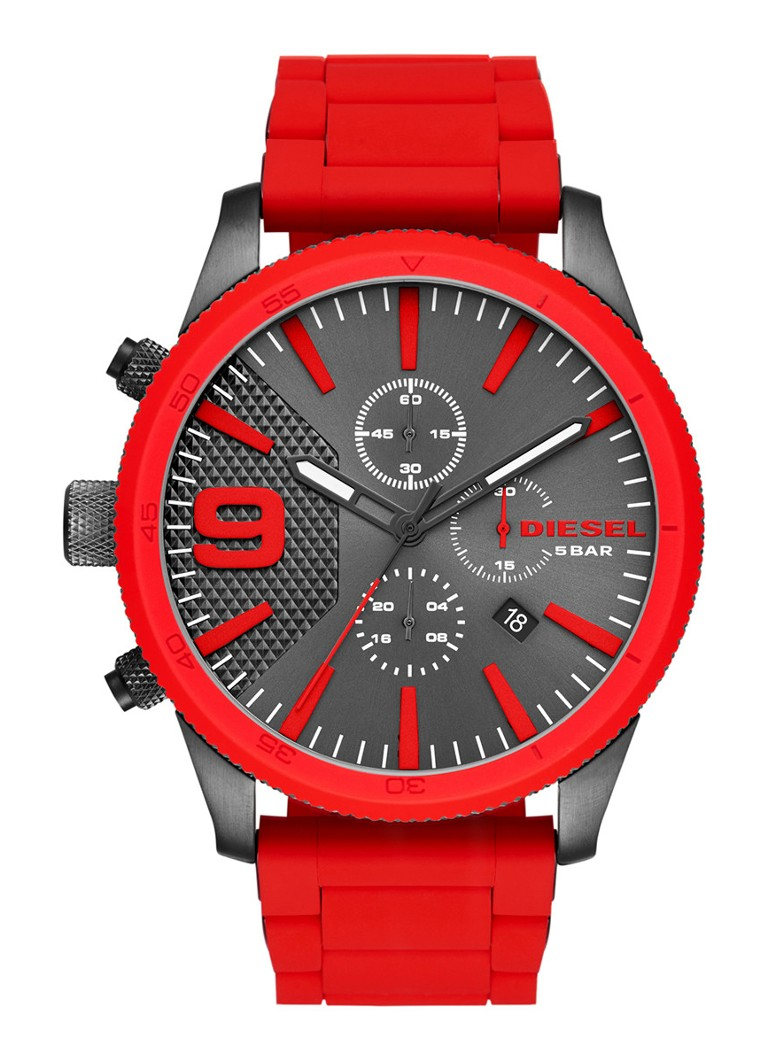 Diesel Horloge Rasp Chrono DZ4448