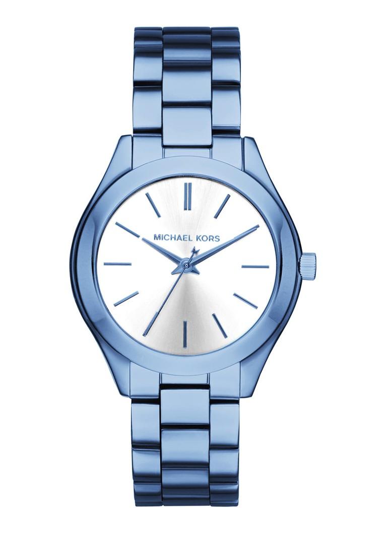 Michael Kors Horloge Mini Slim Runway MK3674