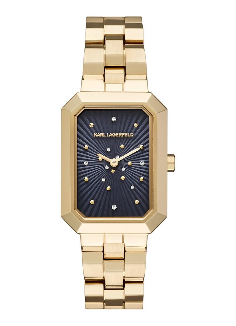 Karl Lagerfeld Horloge Linda KL6100