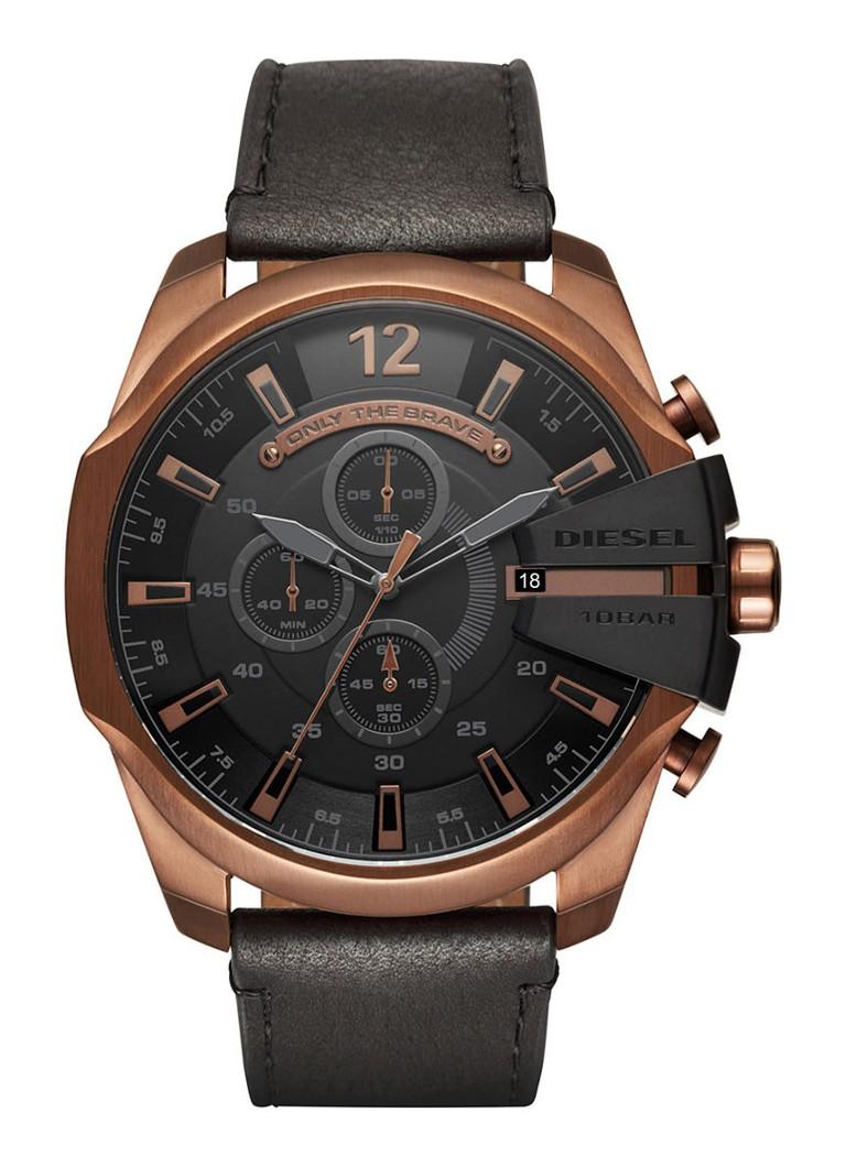 Diesel Horloge Mega Chief DZ4459