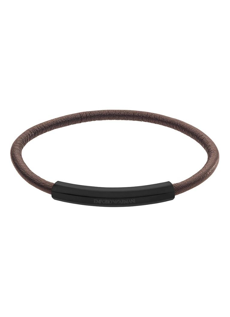 Armani Armband van staal EGS2404001