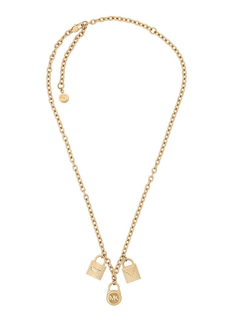 - Michael Kors Haute Hardware ketting met hanger MKJ6821710