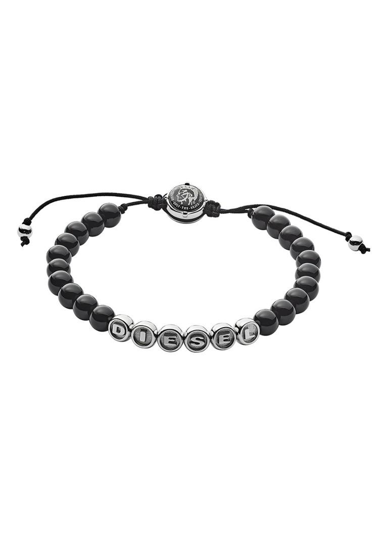 Diesel Beads armband met kralen