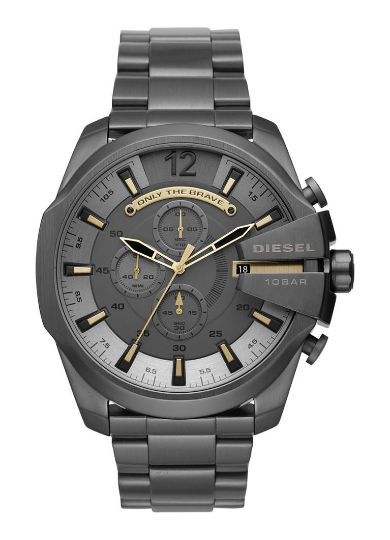 Diesel Horloge MEGA CHIEF DZ4466