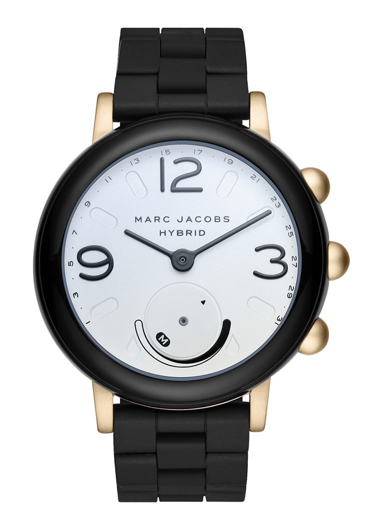 Marc Jacobs Riley hybride smartwatch MJT1005