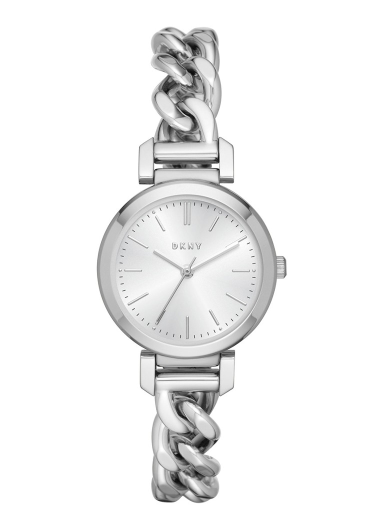 Horloges DKNY Horloge Ellington NY2664 Zilver