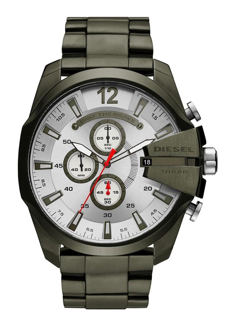 Diesel Horloge Mega Chief DZ4478