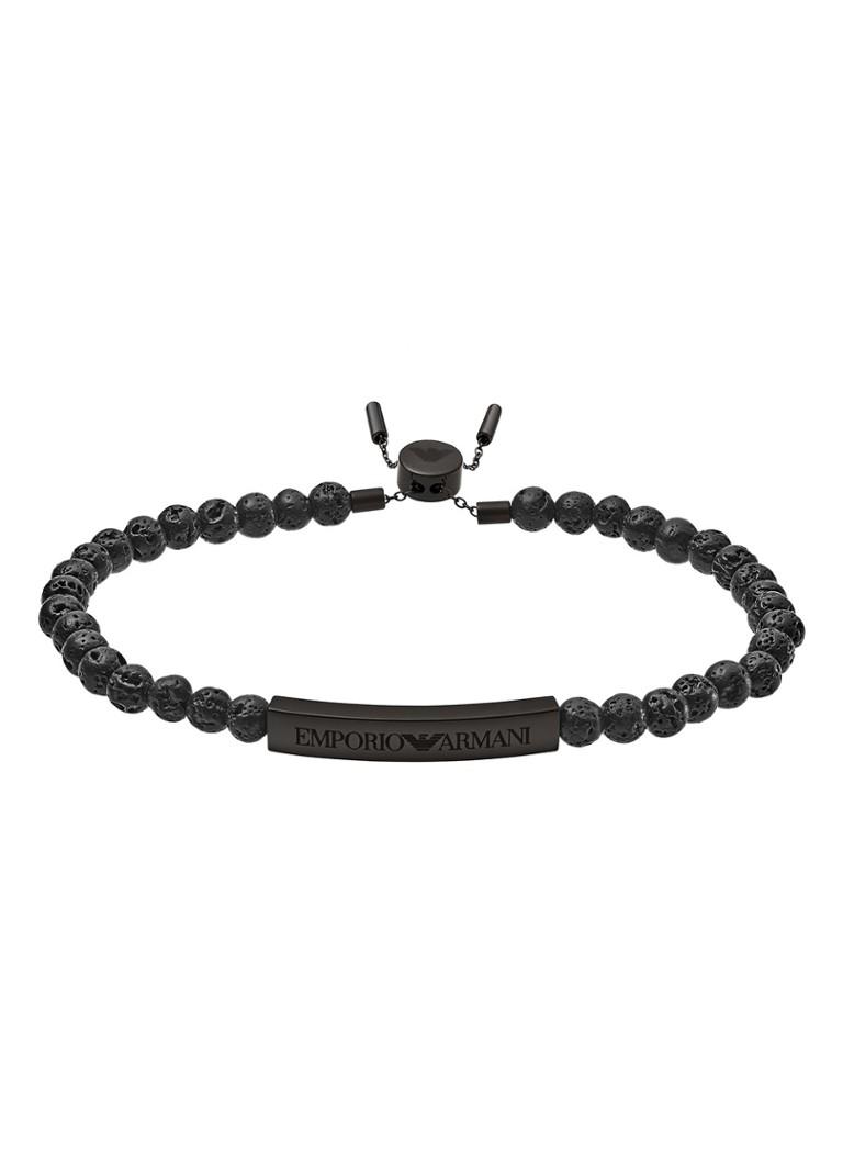 Armani Armband Emporio Armani van roestvrijstaal & halfedelsteen EGS2478001