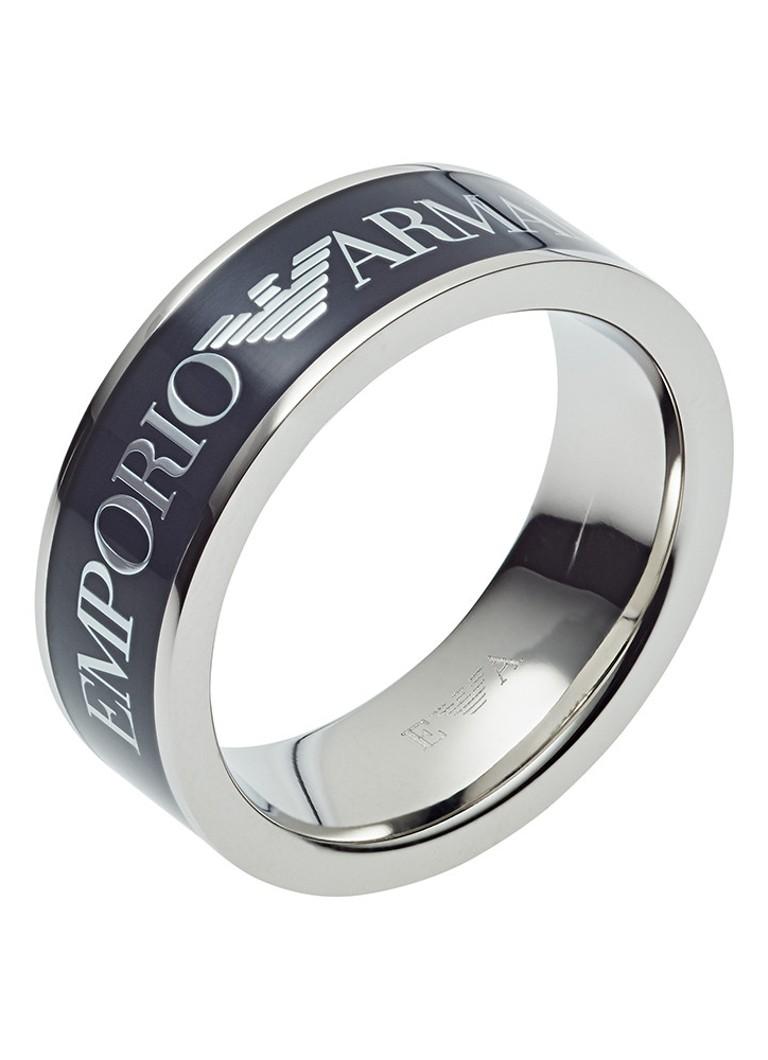 Armani Ring van roestvrij staal EGS2607040 kopen
