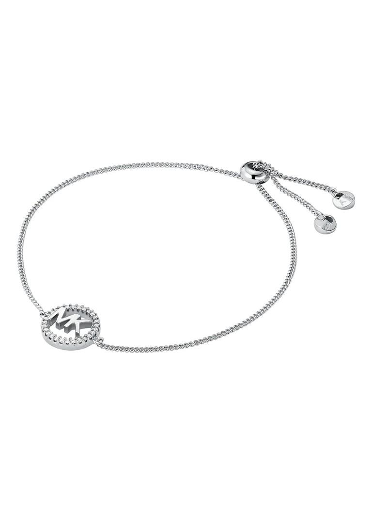 Armband van sterling zilver met zirkonia MKC1246AN040