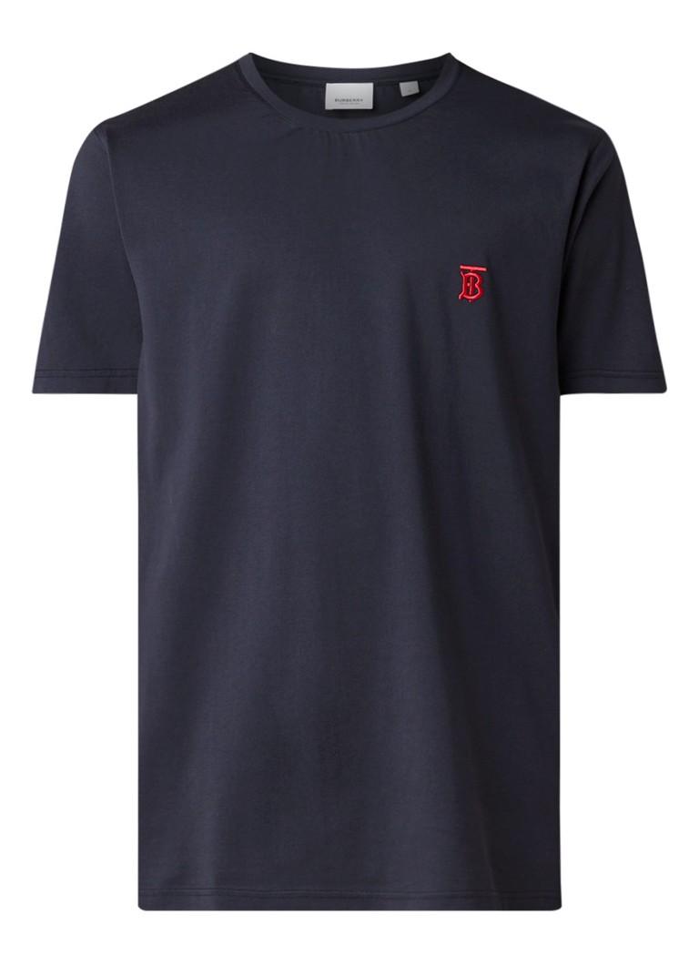 BURBERRY Parker T-shirt met ronde hals