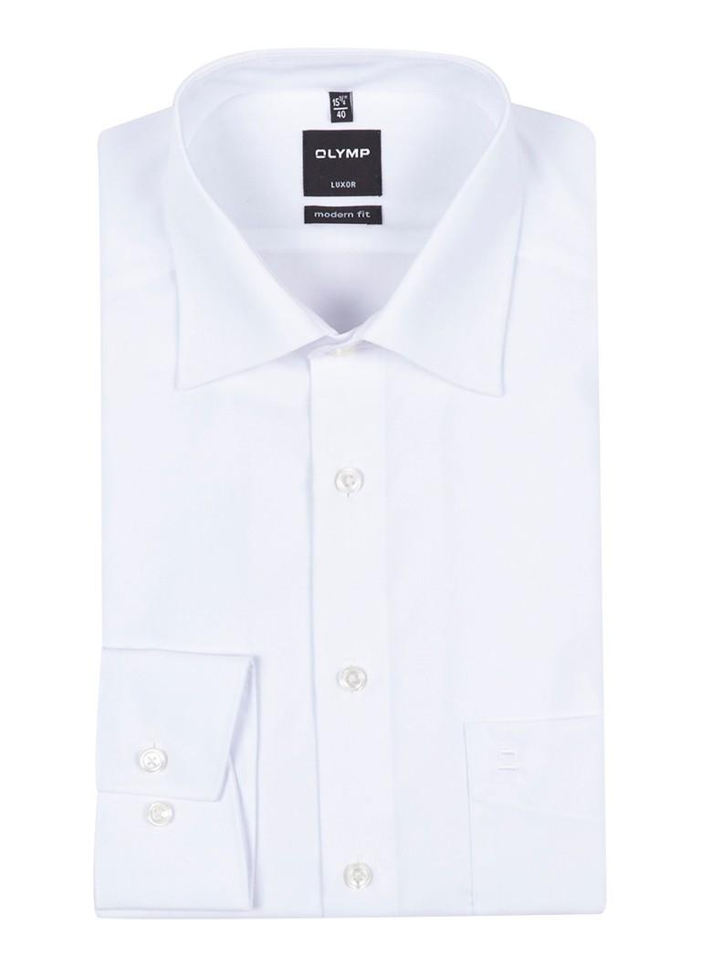 Olymp Overhemd met borstzakje