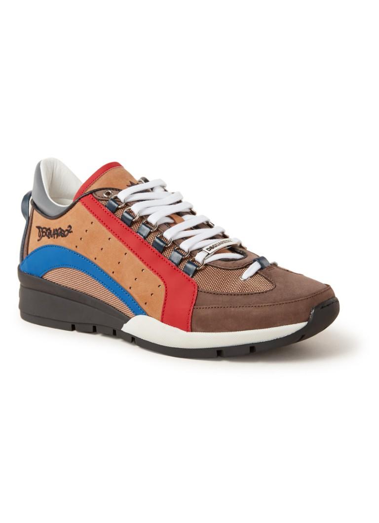 Image of Dsquared2 551 sneaker van nubuck