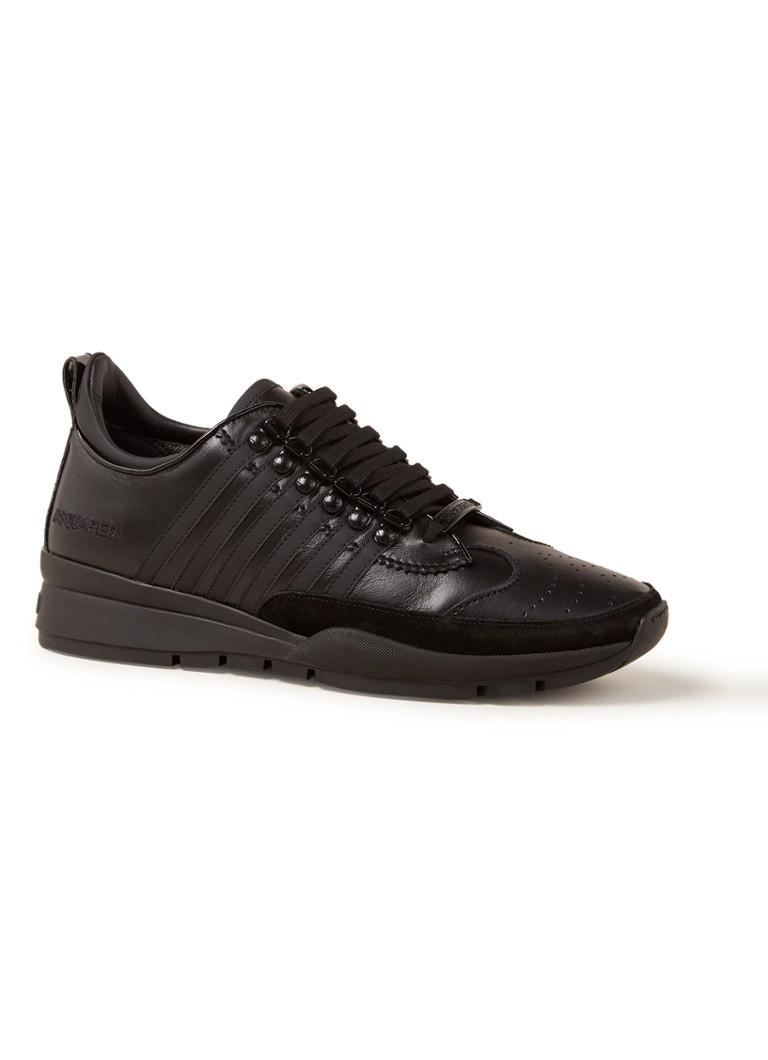 Image of Dsquared2 251 sneaker van kalfsleer