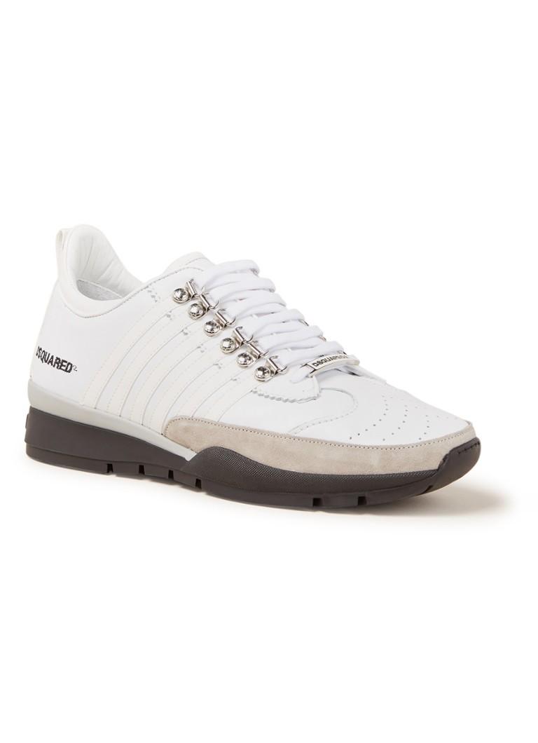 Image of Dsquared2 101 sneaker van kalfsleer