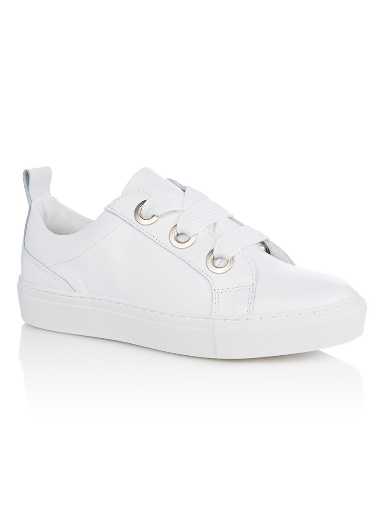 - SuperTrash Santy sneaker van leer