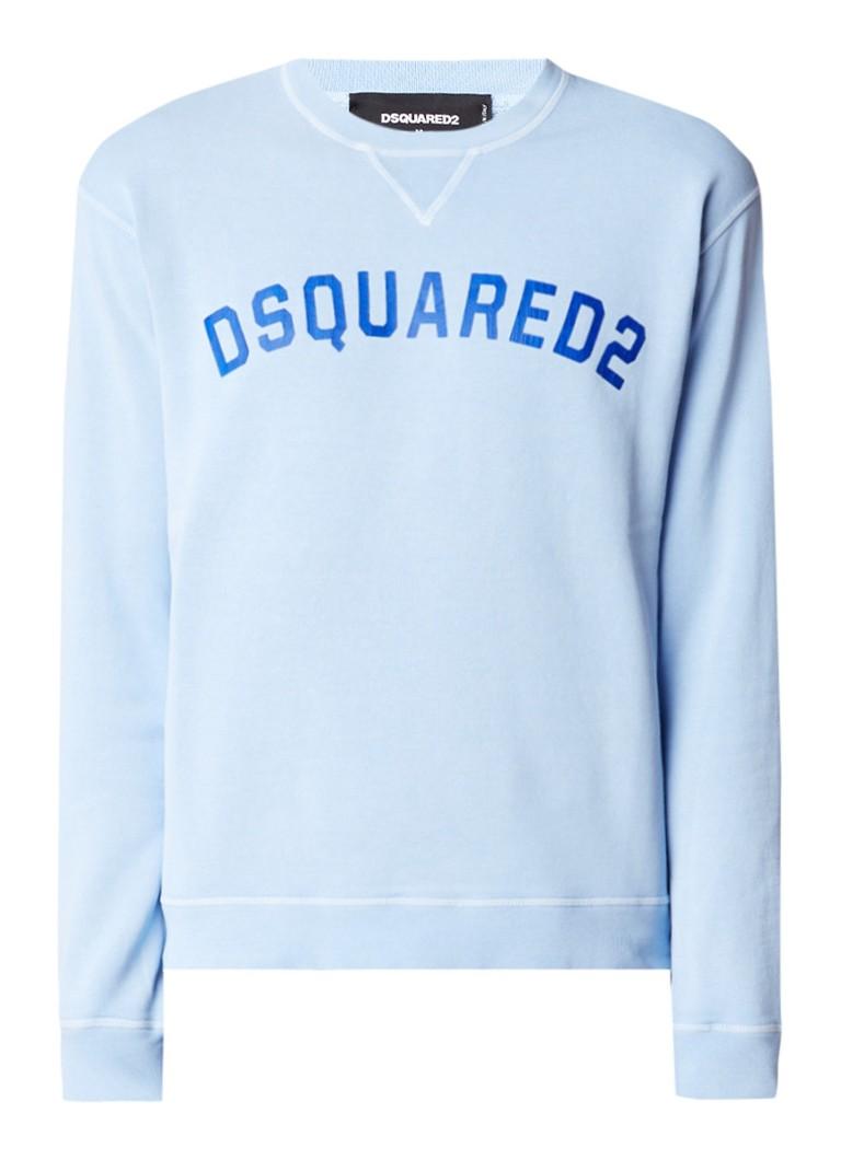 Dsquared2 Basic Logo sweater met logoprint