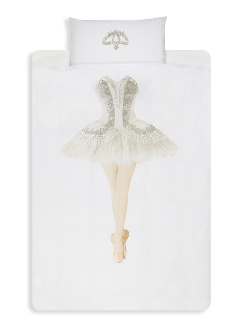 Snurk Dekbedovertrekset Ballerina, katoen