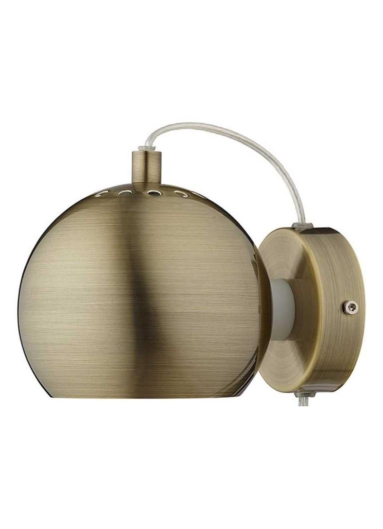 Frandsen Ball wandlamp Metallic LED