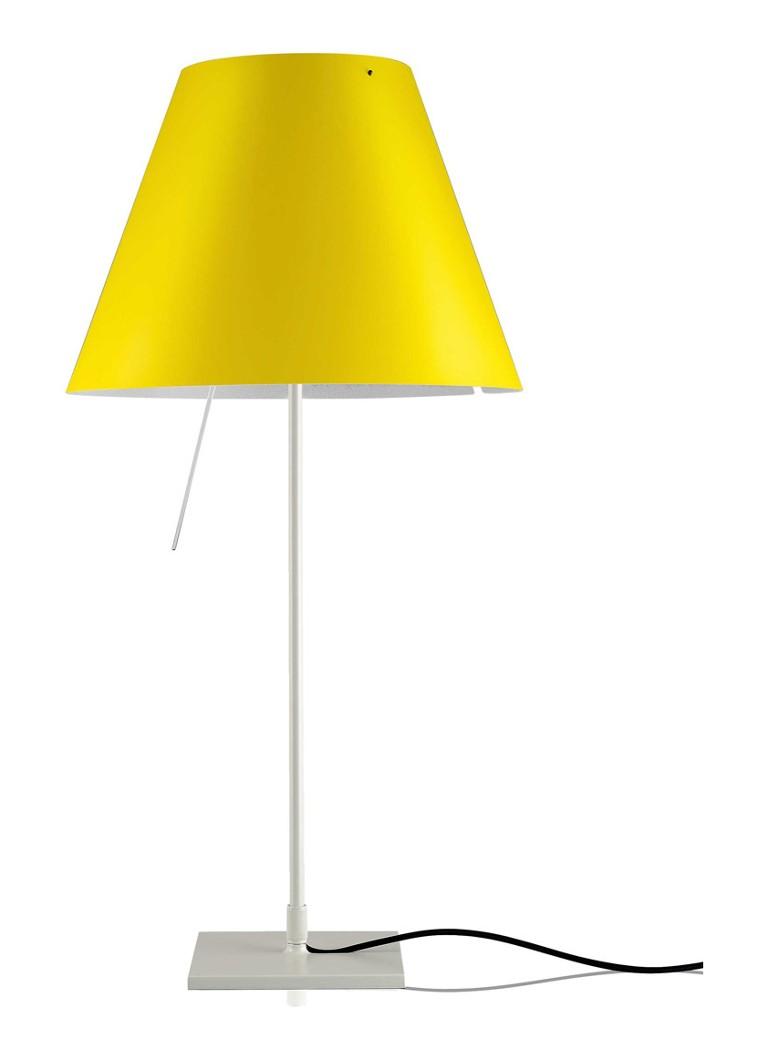 Luceplan Costanza tafellamp met aan-/uitschakelaar gebroken wit