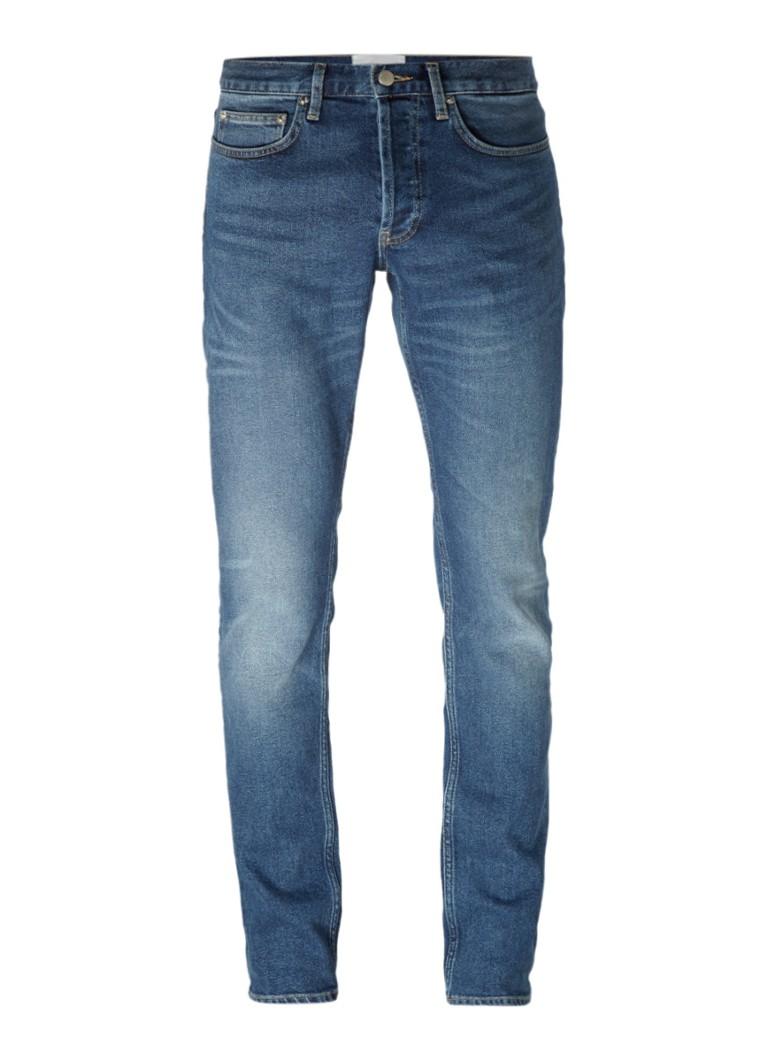 Sandro Pixies straight fit jeans blue vintage