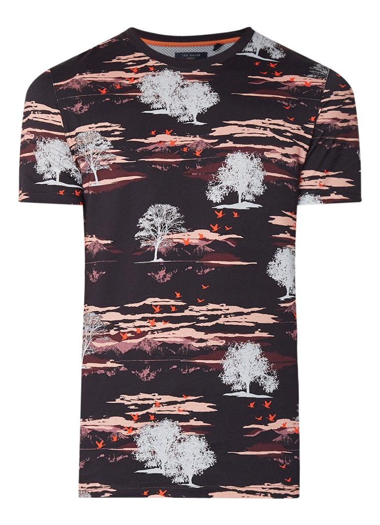 Ted Baker Happie T-shirt met dessin