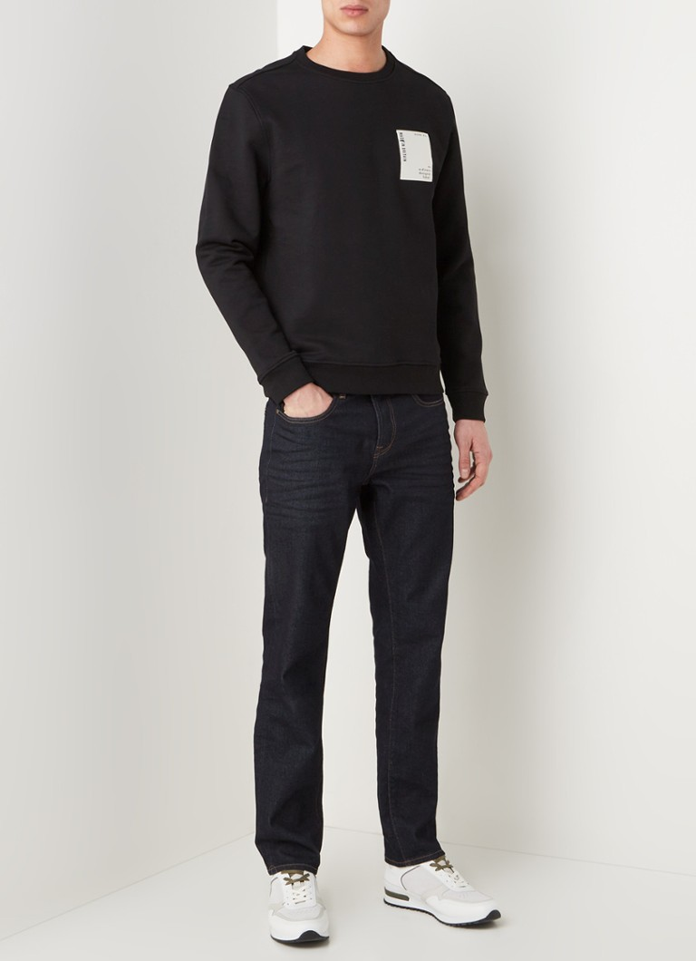 Ted Baker Ripon sweater met logo