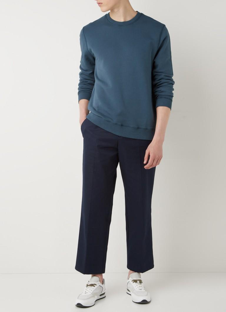 Ted Baker Blackpl sweater met backprint