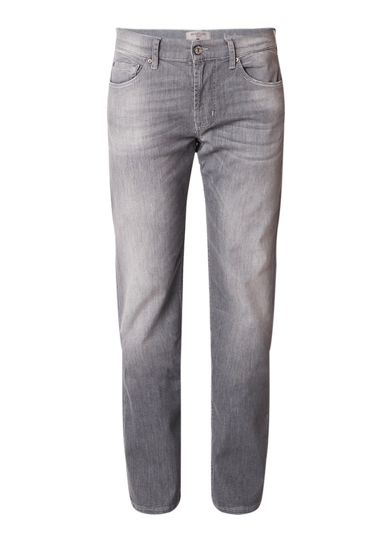 7 For All Mankind Kayden slim fit jeans met washed look