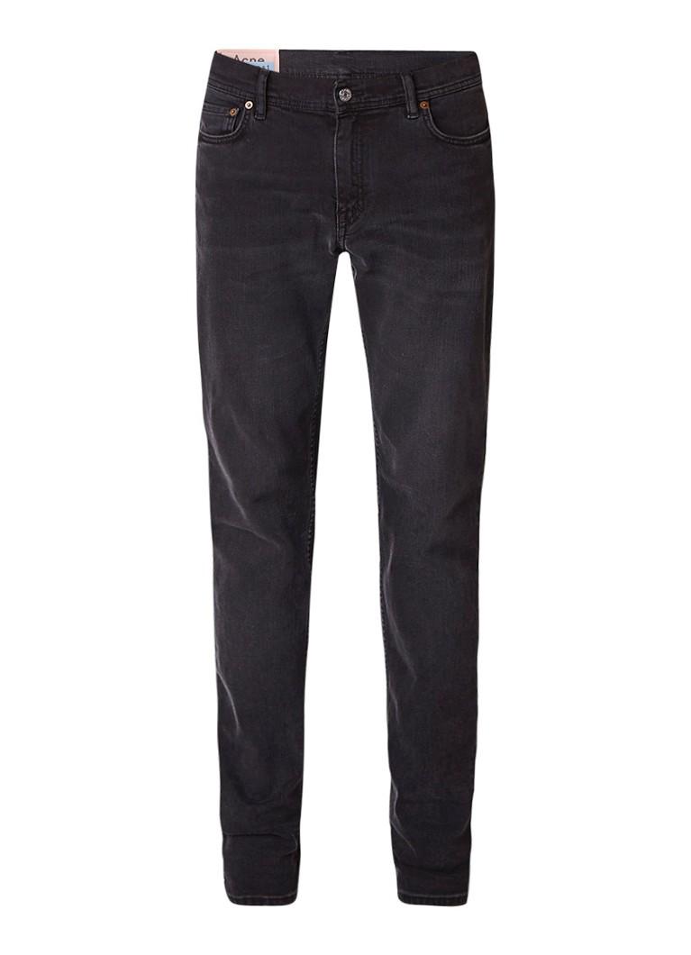 Acne Studios North slim fit jeans met faded look