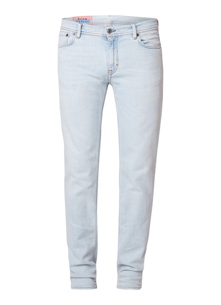 Acne Studios North skinny fit jeans met lichte wassing