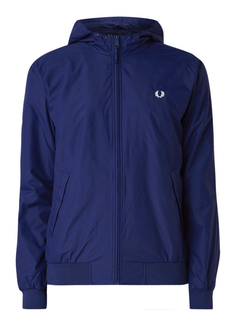 Image of Fred Perry Windjack met colour blocking