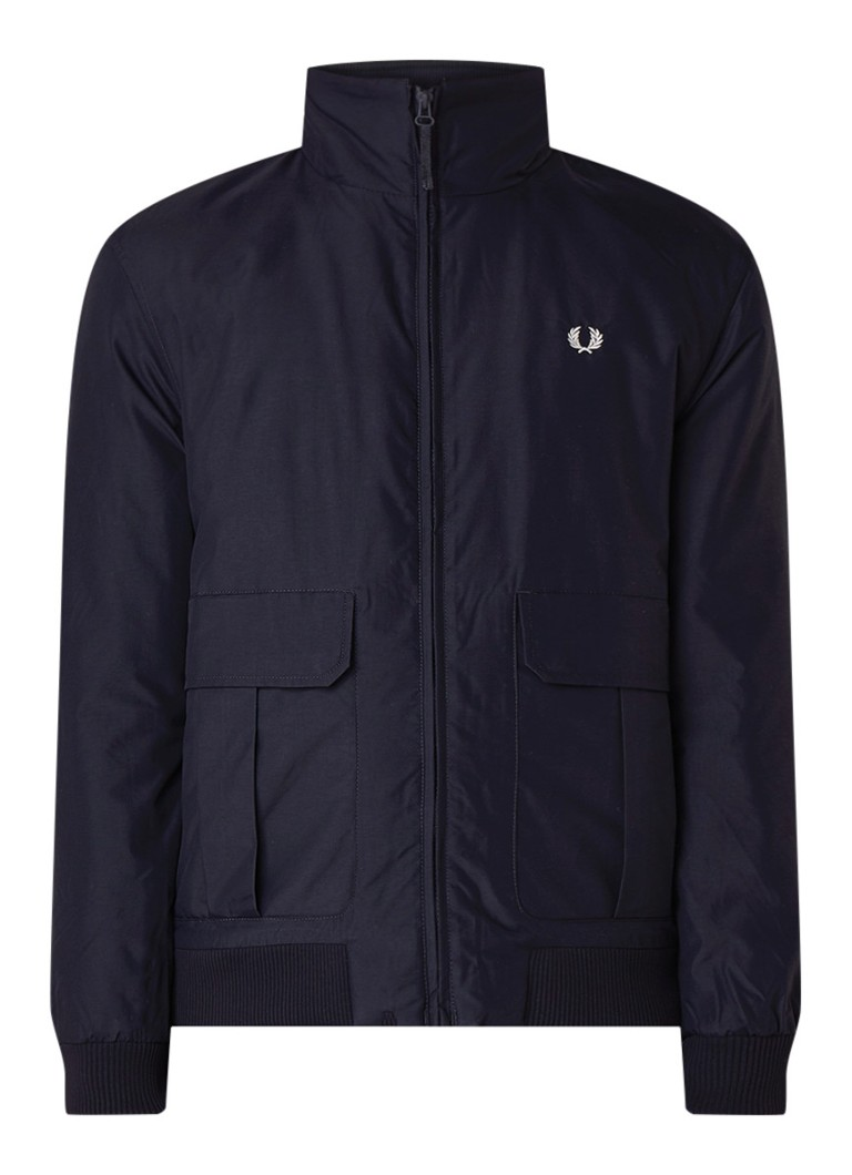 Image of Fred Perry Bomberjack met lichte vulling