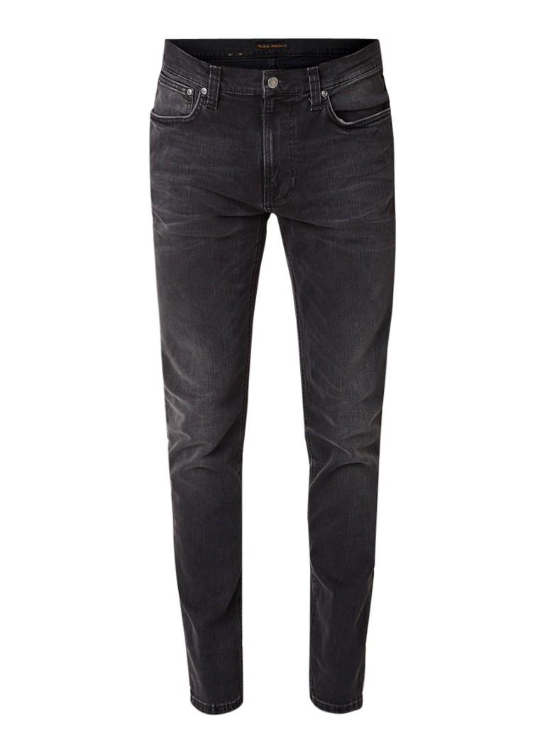 Nudie Jeans Lean Dean slim fit jeans met stretch