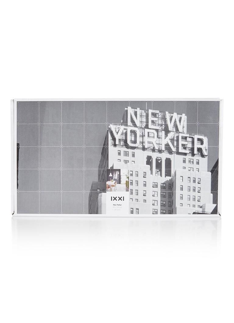 Ixxi New Yorker wanddecoratie 80 x 120 cm