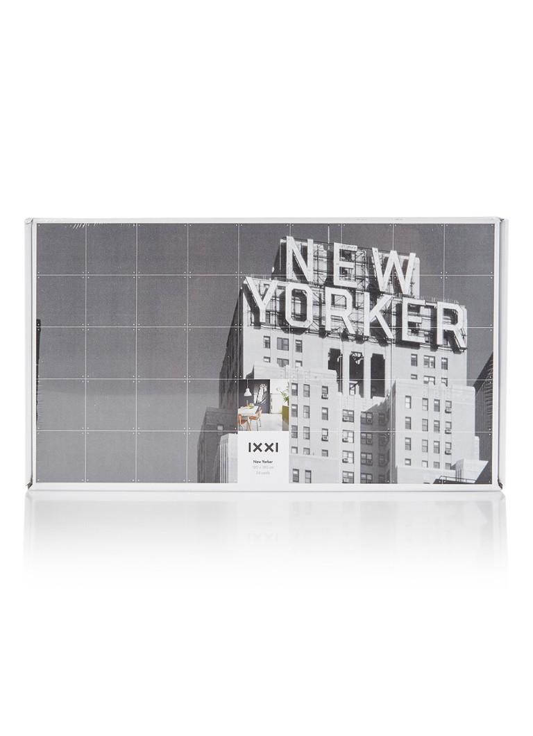 Ixxi New Yorker wanddecoratie 120 x 180 cm