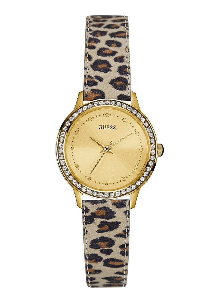 GUESS Watches Horloge Ladies Dress W0648L8